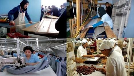 Entrepreneuriat féminin: vers une mise en place d'une stratégie nationale