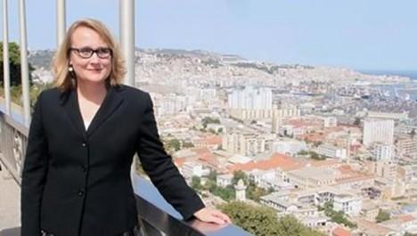 L'ambassadrice Américaine chez le ministre de l'habitat : Tebboune rassure Joan A. Polaschik