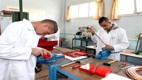 Algérie : début officiel de la session de formation professionnelle de février