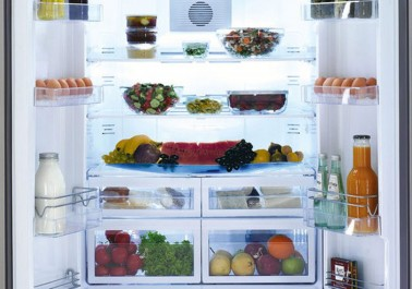 La meilleur façon d'organiser son frigo