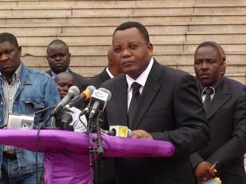 Inauguration de la nouvelle chancellerie du Congo en Algérie