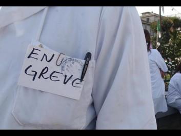 La protesta au menu de cette semaine: Une grève en cache une autre