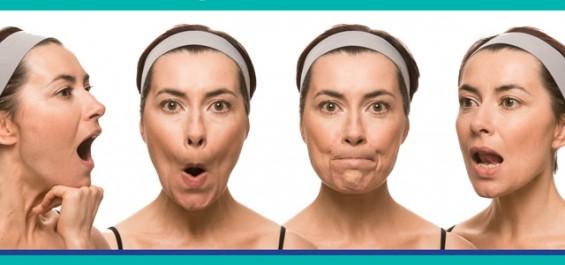 Beauté : Les vertus de la gymnastique faciale