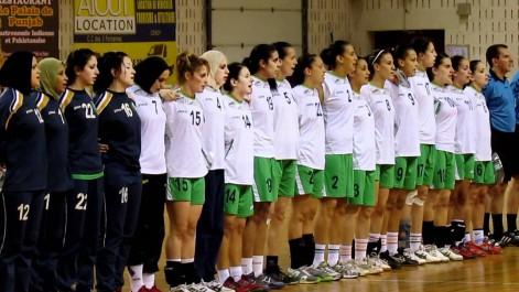 Handball :Tournoi régional féminin à Aïn-Témouchent