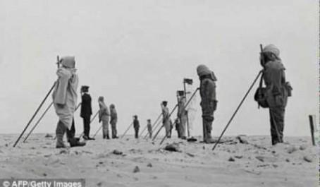 Indemnisation des victimes des essais nucléaires Français au Sahara: En un combat douteux