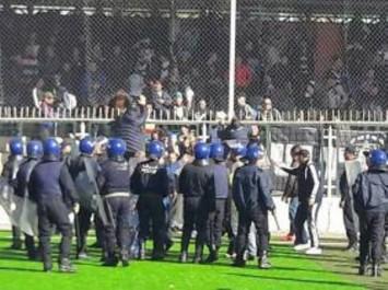 Incidents lors du match MOB-USMA : au moins une vingtaine de blessés