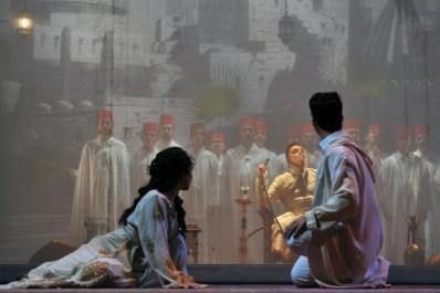 Auditorium de la Radio Algérienne: L'opéra italien à Alger