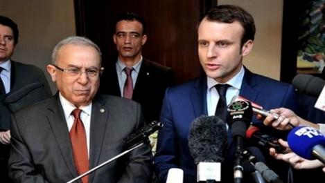 Macron: «La colonisation est un crime contre l'humanité»