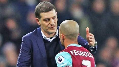 Bilic : «Feghouli a été fantastique»