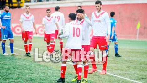 CRB 1 – DRBT 0 : 90'+4, Bouazza délivre le Chabab