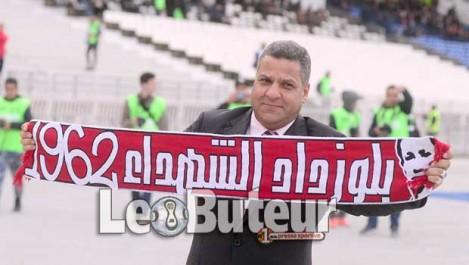 CRB : Hadj Mohamed prouve son attachement au club
