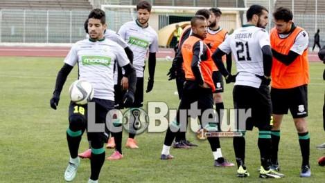 CSC / Belkheir : «On ira à Bel-Abbès pour arracher un bon résultat»