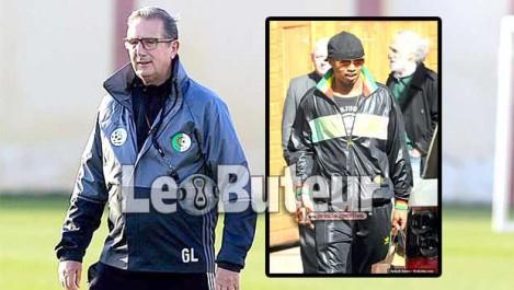 El Hadji Diouf : «Leekens est un entraîneur limité»