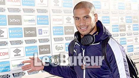 Guedioura : «Fier de porter le maillot d'un grand club comme Middlesbrough»