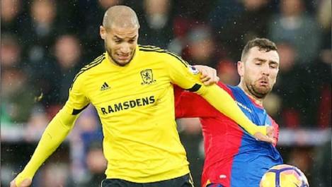 Guedioura : «Je compte finir ma carrière à Middlesbrough»