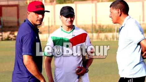 JSK 1 -ESS 1 : Rahmouni et Moussouni  officiellement de retour