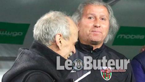 MCA /  Mouassa :«Le match contre l'ESS est important, mais pas décisif»