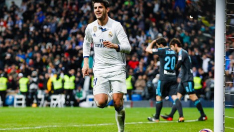 Real Madrid : Morata envoie un message fort à Zidane