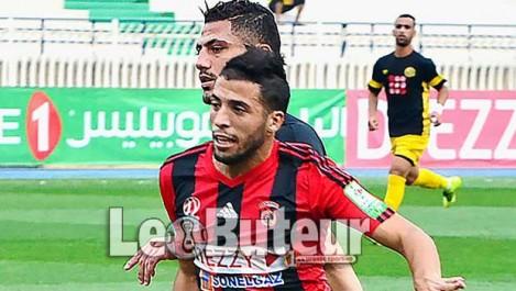 USMA / Meziane : «Les reports de matchs  ont été profitables à Meftah,  Benyahia et à moi aussi»
