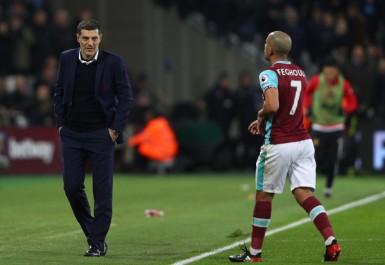 West Ham : Bilic évoque l'avenir de Feghouli