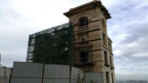 Alger: le château «hanté» de Raïs Hamidou a discrètement changé de vocation