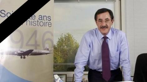 Vibrant hommage au défunt P-DG de la compagnie Aérienne  Aigle Azur: Arezki Idjerouidène raconté par ses amis