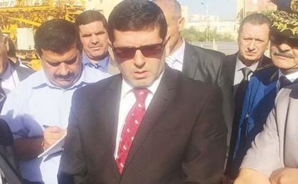 Bouira – Il a effectué une sortie mardi à travers Bouderbala et Lakhdaria Les recommandations du wali Cherifi
