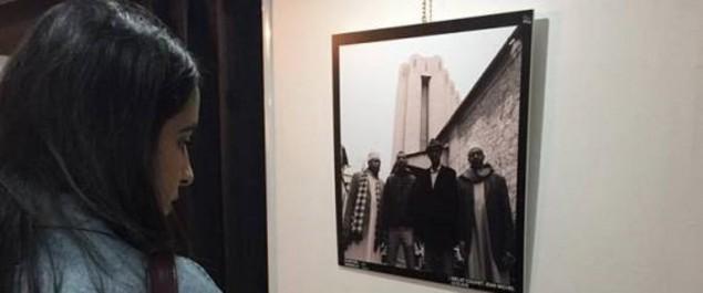 """Café littéraire le sous-marin:  Inauguration de l'exposition """"Photo marathon d'Alger"""""""