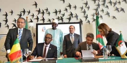 Le groupe privé Amimer signe un contrat pour la réalisation de deux centrales électriques au Mali