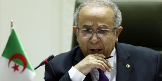 Lamamra : l'Algérie n'identifie pas son action diplomatique à des agendas nationaux étroits