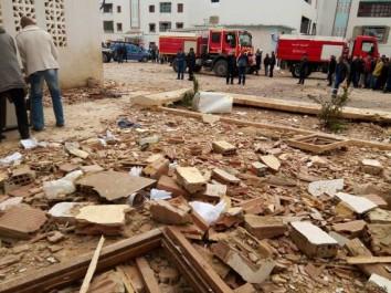 Ain Defla: 18 blessés suite à une explosion de gaz dans un immeuble à Khemis Miliana