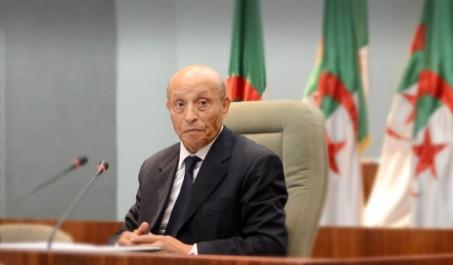 Larbi Ould Khelifa s'entretient au Caire avec plusieurs de ses homologues arabes