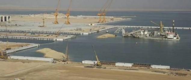 Les travaux du port du centre lancés avant le deuxième semestre 2017