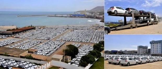 Véhicules : le quota d'importation «entre 40.000 et 50.000 unités en 2017 «
