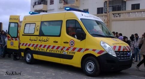 Aïn Soltane: Une personne blessée dans une explosion de gaz