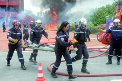 Tipasa: 30 000 interventions des pompiers en 2016