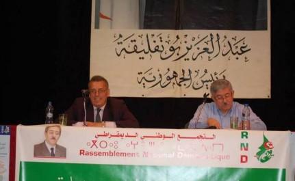 RND à Béjaïa: Les frondeurs se font entendre