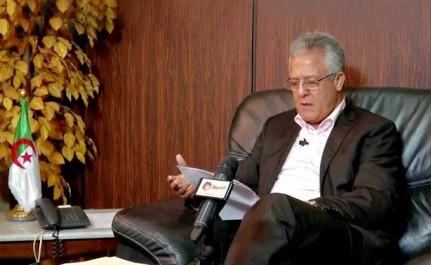 RND: Seddik Chihab tête de liste à Alger