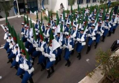 Blida: 442 officiers de la police judiciaire ont prêté serment