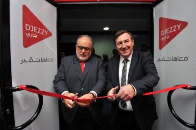 Communiqué de presse: Djezzy inaugure un amphithéâtre à l'ESAA sous le slogan «créons ensemble l'avenir «