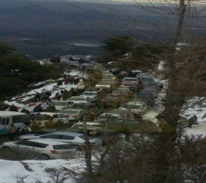 Afflux record de visiteurs à Tikjda