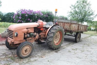 Tlemcen: Un homme décède écrasé sous son tracteur