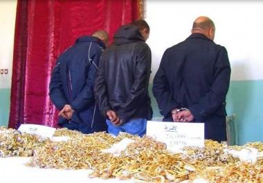 Tamnrasset: Trois trafiquants d'or arrêtés