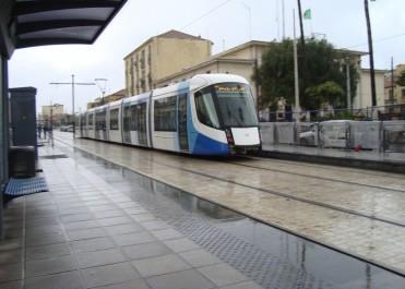 Le tramway de Mostaganem livré à la fin du premier semestre 2018 (wali)