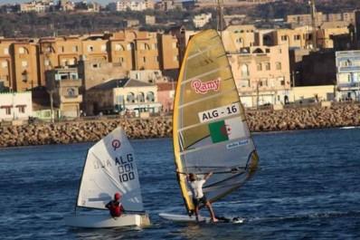 Championnat d'Afrique de voile « optimist »: l'Algérie entame sa préparation à Alger Plage
