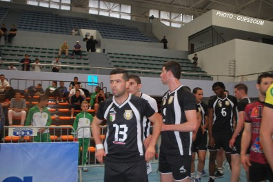 Volleyball – Nationale 1A, mise à jour: Une simple formalité