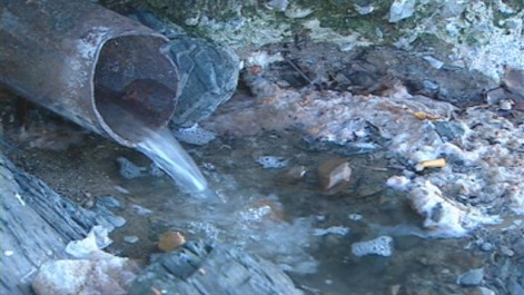 Chlef: Les eaux usées, un casse-tête