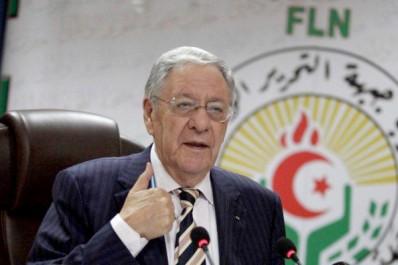 Ould Abbès entend rester à la tête du FLN jusqu'en 2020