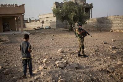 Irak Nouvelle offensive des forces irakiennes sur la vieille ville de Mossoul
