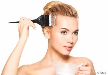 Trucs et astuces: Traces de produit colorant sur la peau